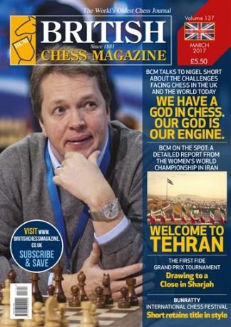 The British Chess Magazine Magazine Subscription