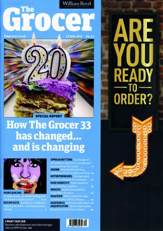 The Grocer Magazine Subscription
