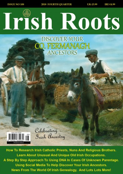 Irish Roots Magazine Subscription