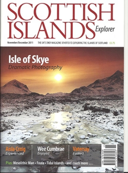 Scottish Islands Explorer Magazine Subscription