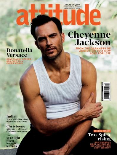 Attitude Magazine Subscription