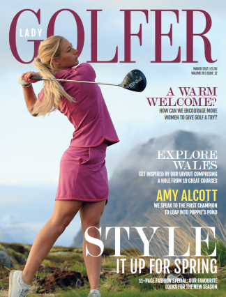 Lady Golfer Magazine Subscription