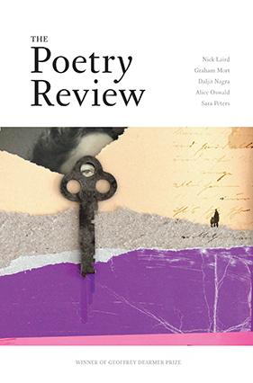 The Poetry Review Magazine Subscription