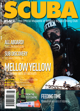 SCUBA Magazine Subscription