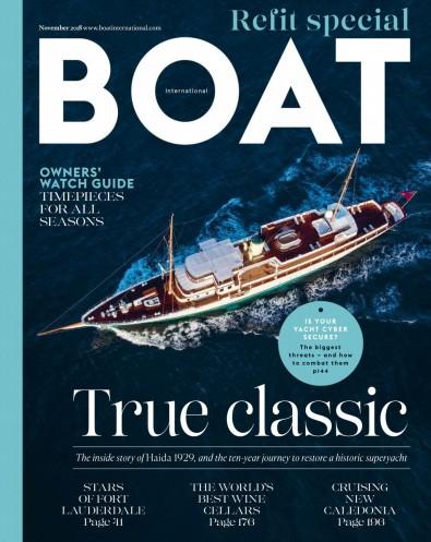 Boat International Magazine Subscription
