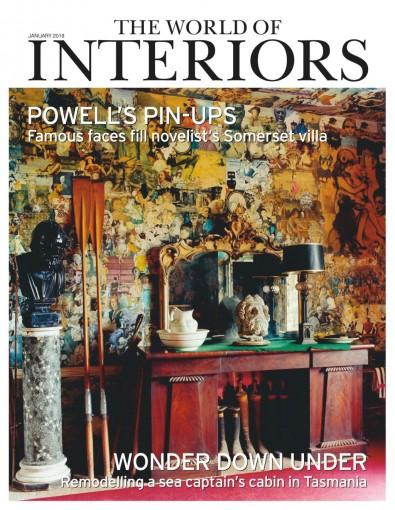 The World Of Interiors Magazine Subscription