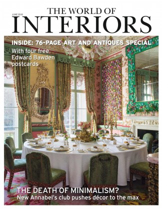 The World Of Interiors Magazine Subscription Whsmith