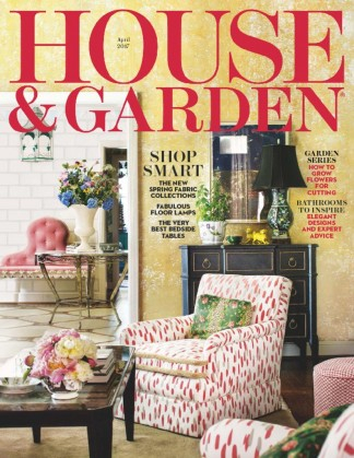 House  amp amp  Garden Magazine Subscription. Home and Garden   WHSmith