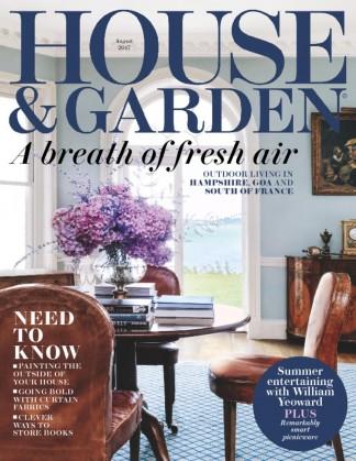 House Garden Magazine Subscription Whsmith