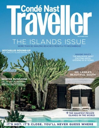 Conde Nast Traveller Magazine Subscription
