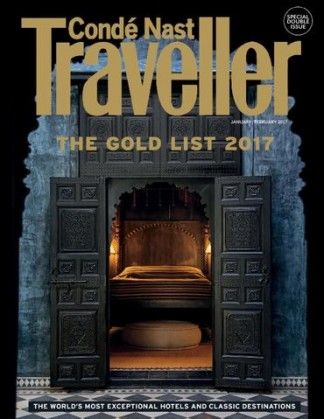 Conde Nast Traveller Magazine Subscription