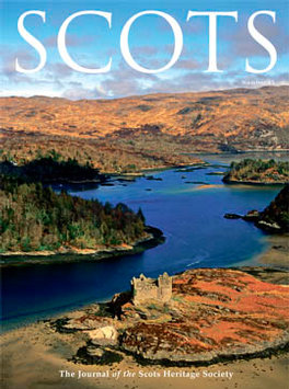 Scots Heritage Magazine Magazine Subscription