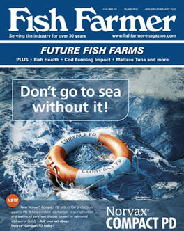 Fish Farmer Magazine Subscription