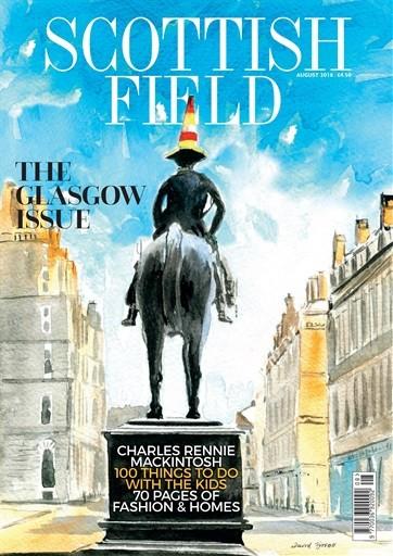 Scottish Field Magazine Subscription