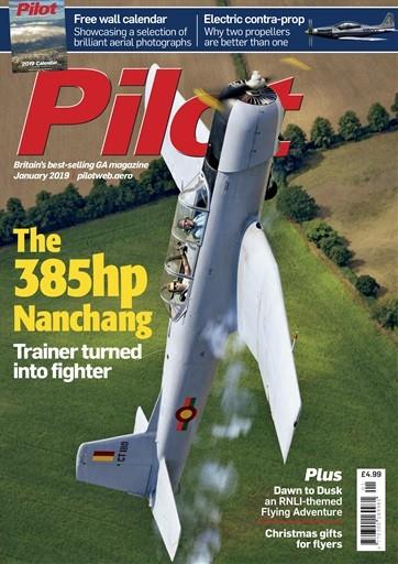 Pilot Magazine Subscription