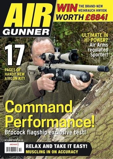 Air Gunner Magazine Subscription