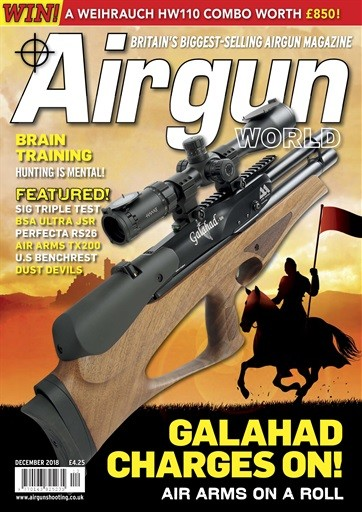 Airgun World Magazine Subscription
