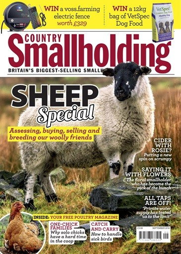 Country Smallholding Magazine Subscription