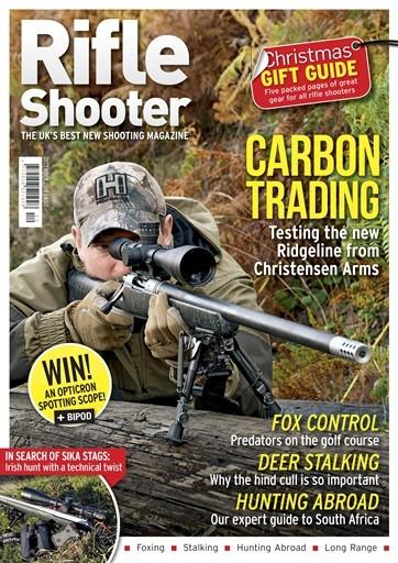 Rifle Shooter Magazine Subscription