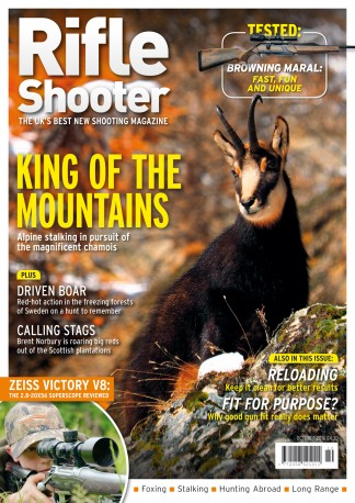 Rifle Shooter Magazine Subscription