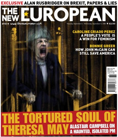 The New European Newspaper Subscription