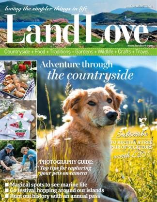 LandLove Magazine Subscription
