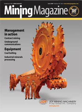 Mining Magazine Magazine Subscription