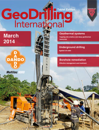 GeoDrilling International Magazine Subscription