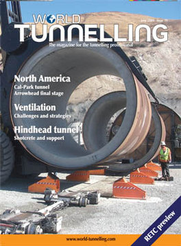 World Tunnelling & Trenchless World Magazine Subscription