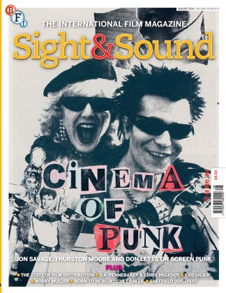 Sight and Sound Magazine Subscription