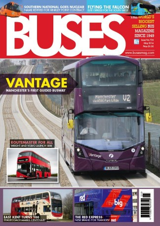 Buses Magazine Magazine Subscription