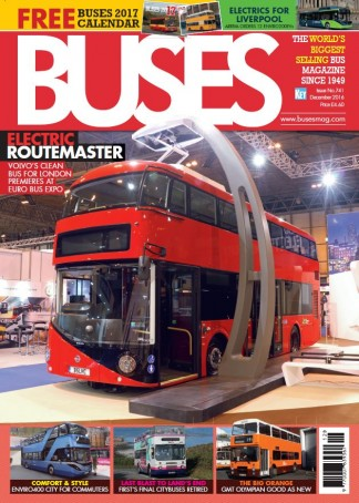 Buses Magazine Magazine Subscription