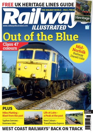 Railways Illustrated Magazine Subscription