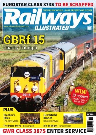 Railways Illustrated Magazine Subscription