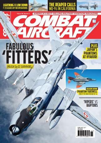 Combat Aircraft Magazine Subscription