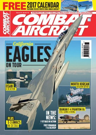 Combat Aircraft Magazine Subscription