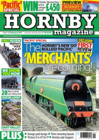 Hornby Magazine Magazine Subscription