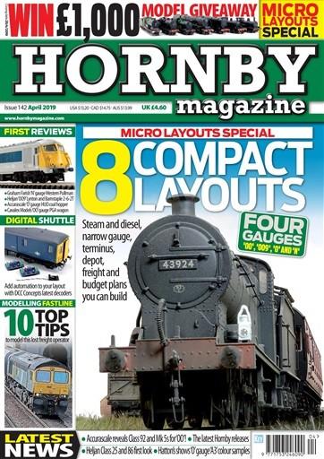 Hornby Magazine Magazine Subscription