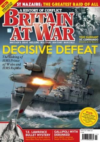 Britain At War Magazine Subscription