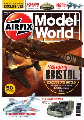 Airfix Model World Magazine Subscription