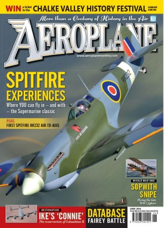 Aeroplane Monthly Magazine Subscription