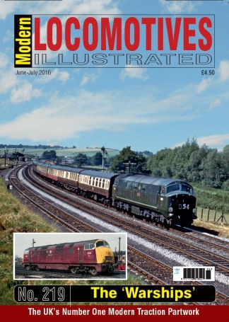 Modern Locomotive Illustrated Magazine Subscription