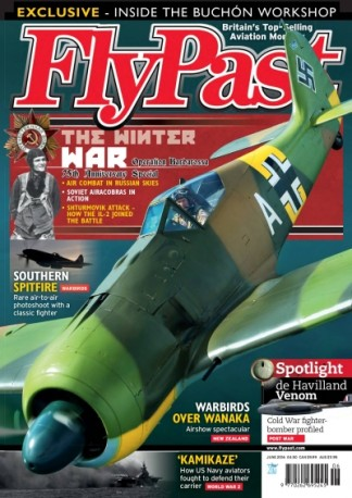 FlyPast Magazine Subscription