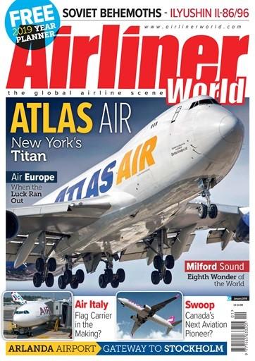 Airliner World Magazine Subscription