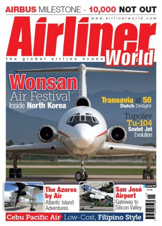 Airliner World Magazine Subscription