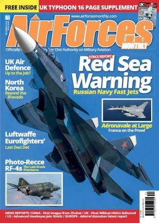 AirForces Monthly Magazine Subscription
