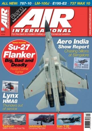 Air International Magazine Subscription