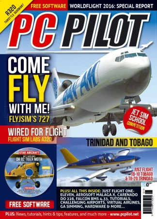 PC Pilot Magazine Subscription