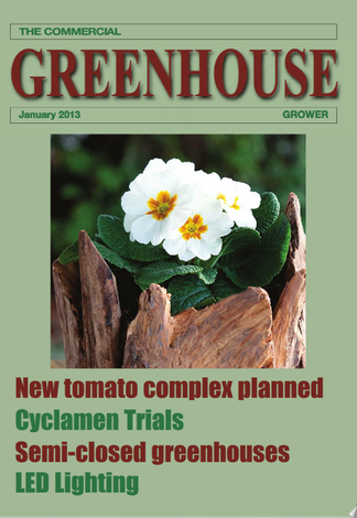 The Commercial Greenhouse Grower Magazine Subscription