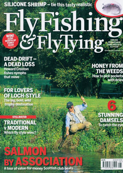 Fly Fishing & Fly Tying Magazine Subscription